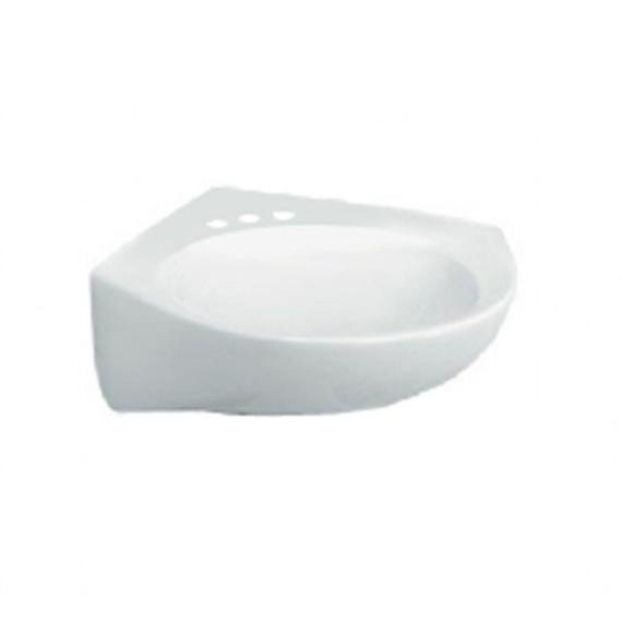 American Standard Cornice Wall-Mount Bathroom Sink in White 0611.004.020
