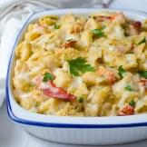 Lobster Shells and Cheese | Garlic & Zest