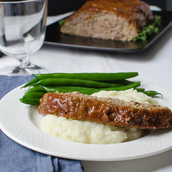 Savory Homestyle Meatloaf | Garlic & Zest