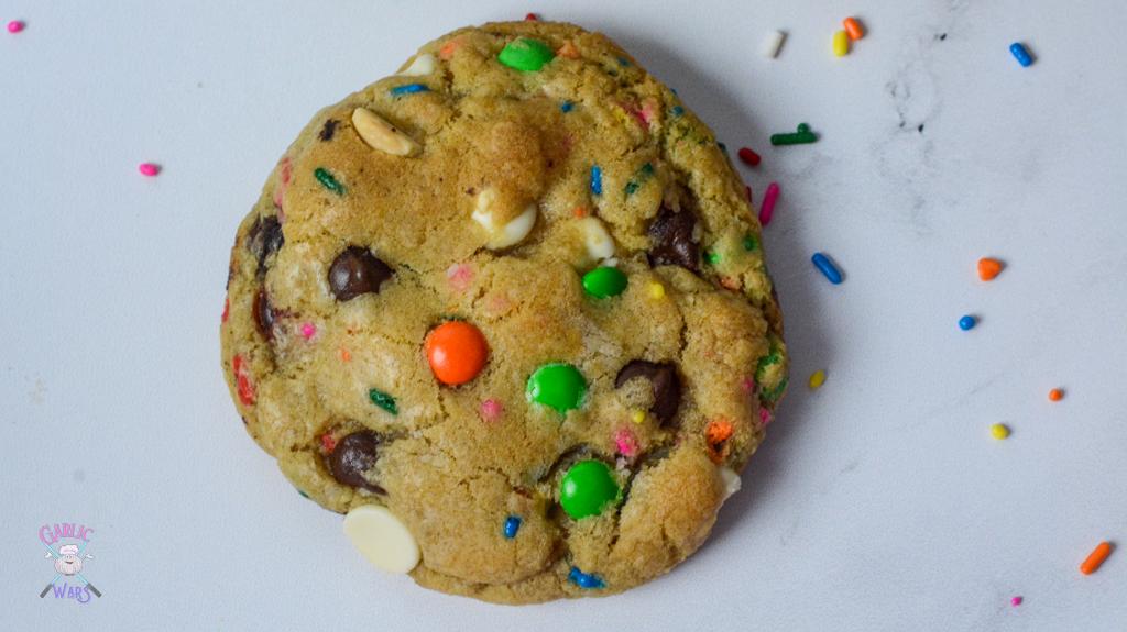 cake batter cookie