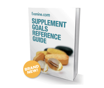 Examine's Supplement Goals Guide