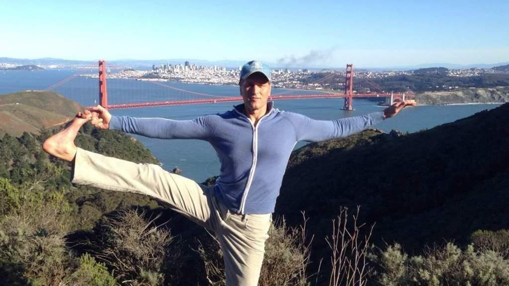 Joe Garma demonstrating mobility