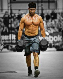 CrossFit Champ, Rich Froning