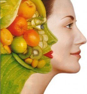 Nutrition is the key to healthy skin