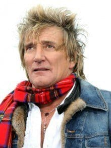 Rod Stewart thyroid nodules