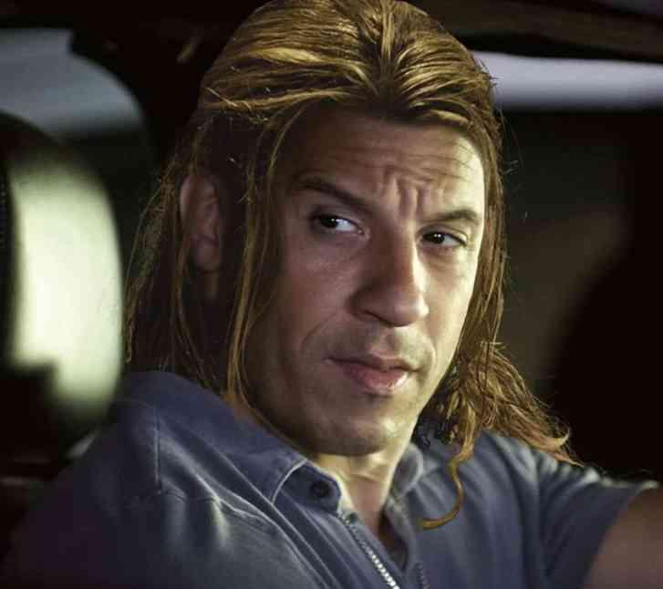 """Vin Diesel's """"Thor Locks"""""""