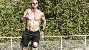 older athlete HIIT