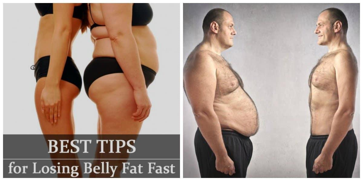 Best Belly Fat Tips