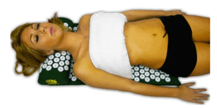 MMEDIATE back and neck pain relief in the comfort of your home in as little as 20 minutes per day ELIMINATES the need for expensive treatments as well as therapist, masseuse and chiropractor visits EFFECTIVELY induces a state of complete relaxation while reducing aches, pain, stress and tension RELIEVES not only back, neck, shoulder and sciatic pain whether mild or chronic but also relieves headaches OTHER BENEFITS include improved sleep, circulation, and mood as well an increase in energy levels