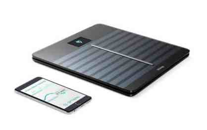 Nokia body fat scale