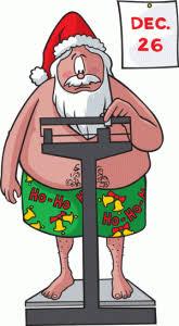 holiday fat loss tips