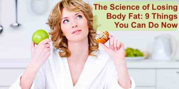 The science of losing body fat