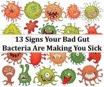 bad gut bacteria