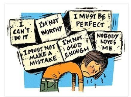 Negative thinking can be overcome by a dialy 30 second brain rewiring practice
