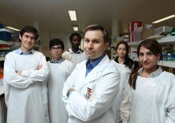 Dr. David Sinclair's lab