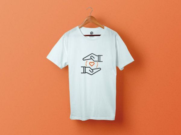 printed-t-shirt for charity