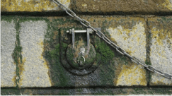 sewer outlet