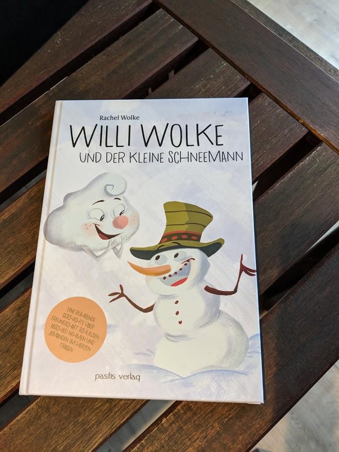 Willi Wolke und der kleine Schneemann
