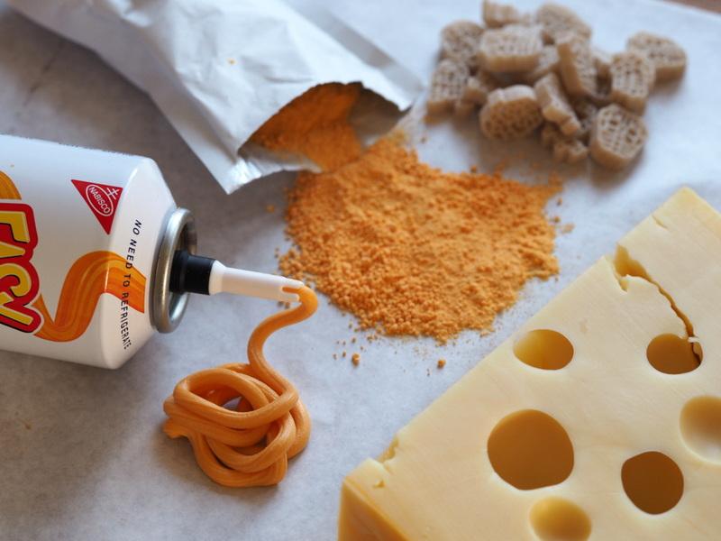 Trudno uwierzyć, że ser żółty może przybrać tyle intrygujących postaci...