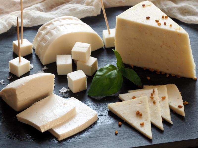 Doskonałe sery z mleka koziego z gospodarstwa rodziny Maziejuków FIGA