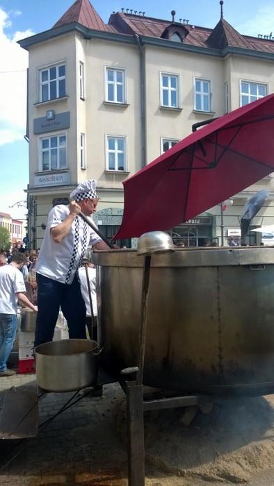 Teatr Kulinarny serwuje gulasz węgierski