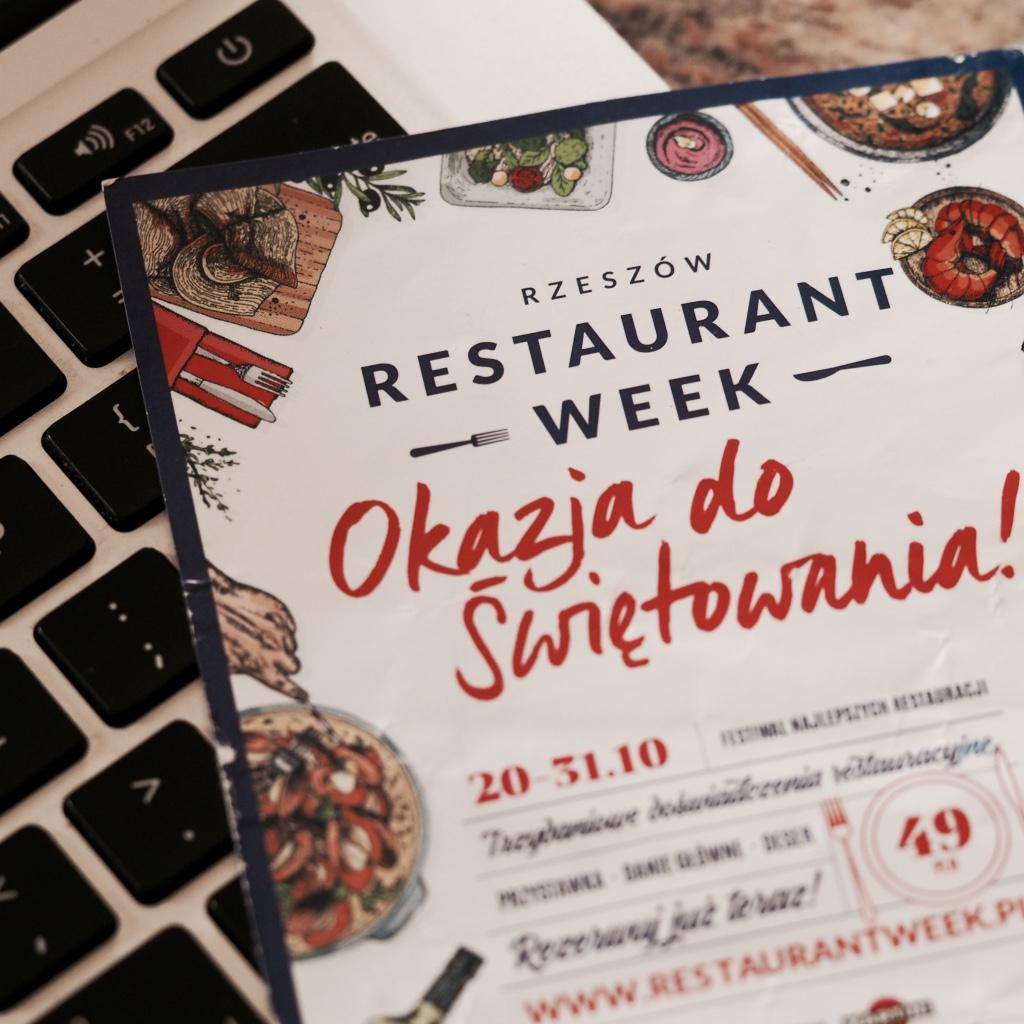 Moje kulinarne Oskary za rzeszowski Restaurant Week