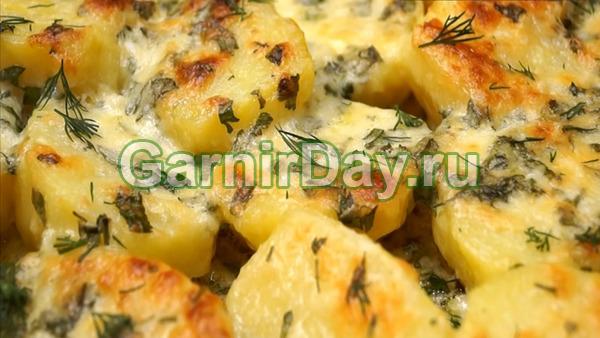 Cartofi cu carne și brânză