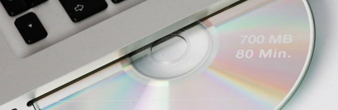 CD/DVD