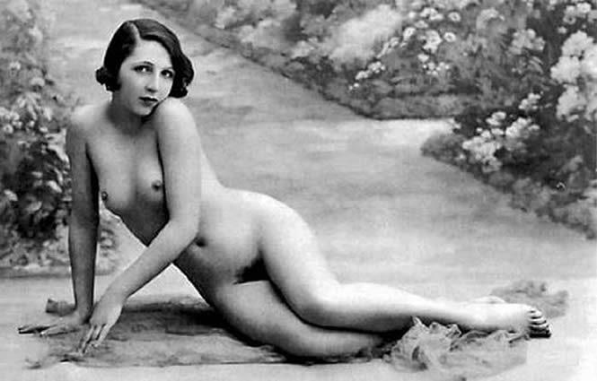 Pornografia antigamente