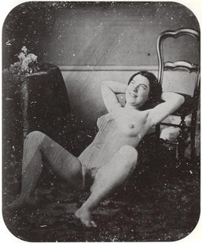 Fotos de sexo antigas