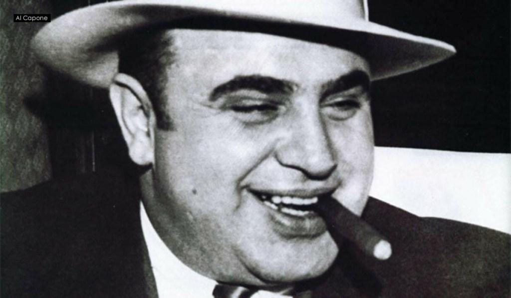 Mafioso Al Capone
