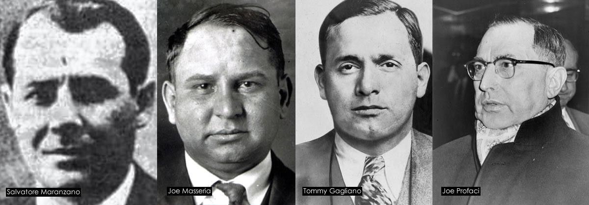 Cosa Nostra - Máfia Italiana