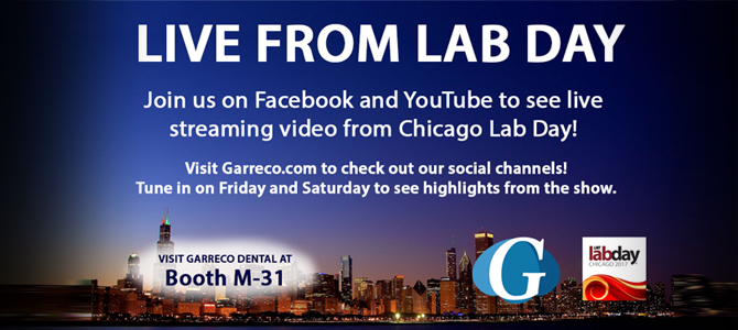 LIVE FROM LAB DAY: Live Streaming Highlights from Chicago