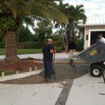 residential hard-scape design, vero beach FL