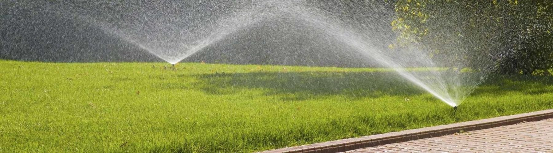 Sprinkler Systems Slider
