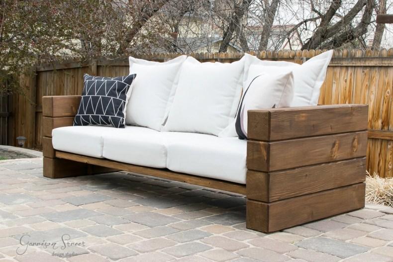 diy outdoor sofa. This Post Contains Affiliate Links. Diy Outdoor Sofa