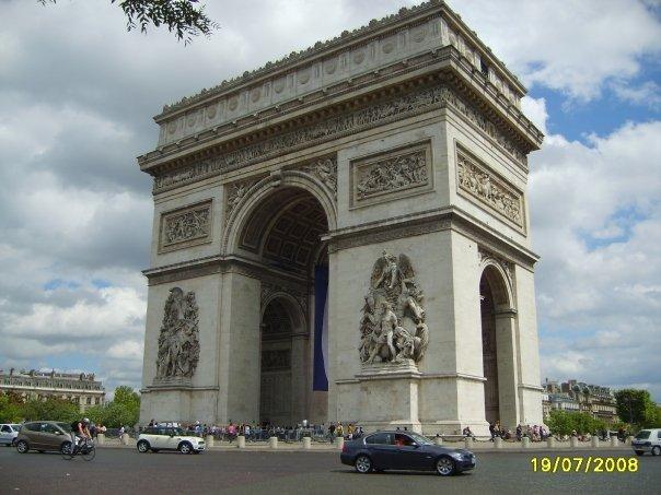 Arc De Triompe