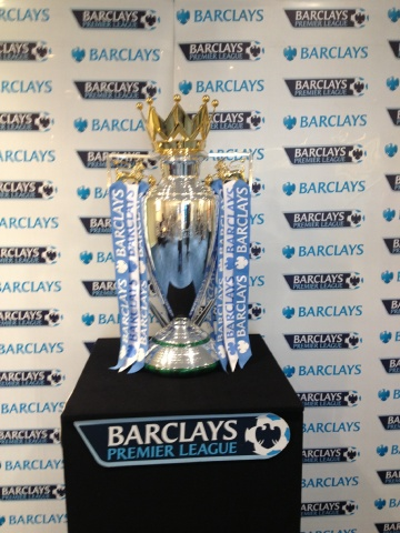 Barclay's Premiership Trophy