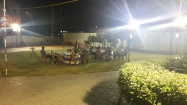 Meeting new people in Dhule