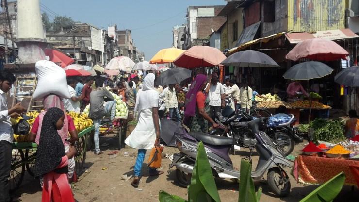 Dhule market