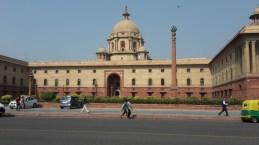 Government building in Delhi