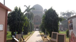 Tomb of Kan-i-Khana Delhi