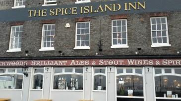 Spice island Portsmouth
