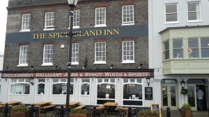 Spice Island at old Portsmouth