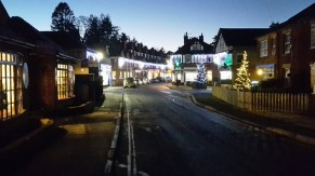 Brockenhurst high street