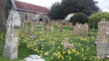 Brightstone church Isle of Wight