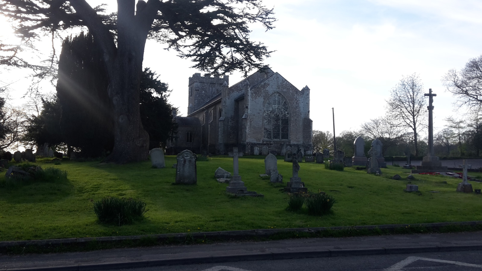 Lytchett Minster church