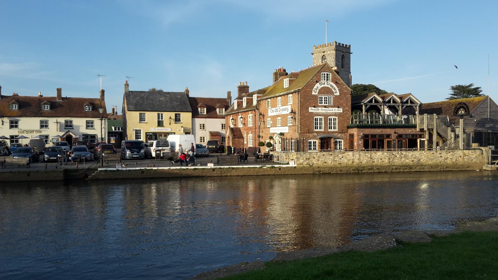 Quay at Wareham