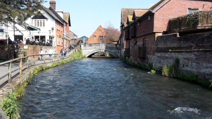 River Itchenor Winchester