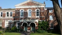 Quakers meeting house Brighton